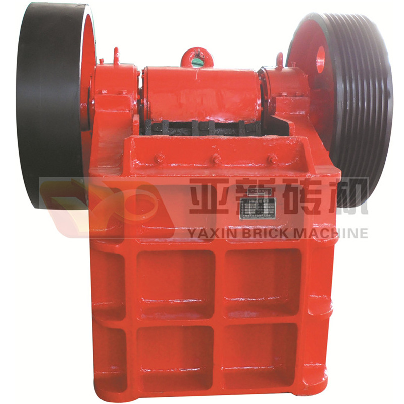 EP jaw crusher